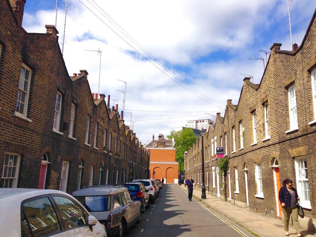 Roupell Street, London