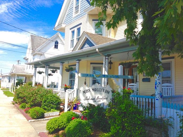 Miss Molly's Inn Ben & Breakfast, Chincoteague, Virginia