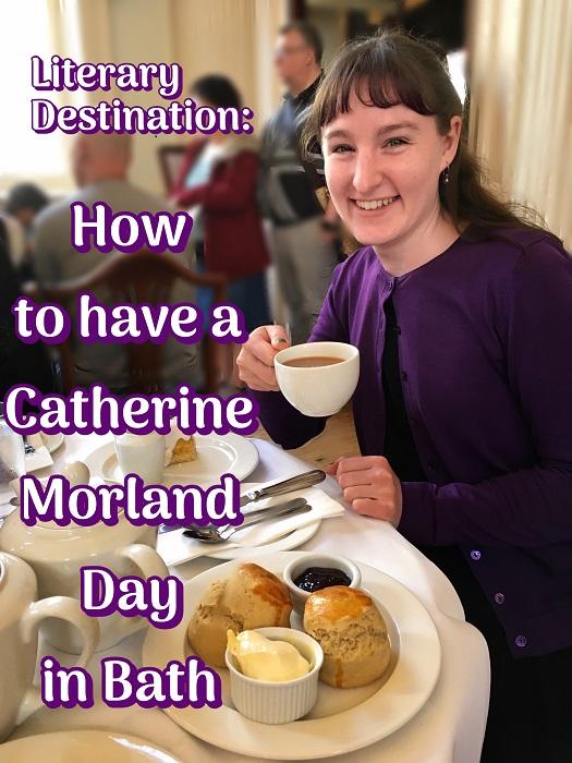 Bath Catherine Morland Day