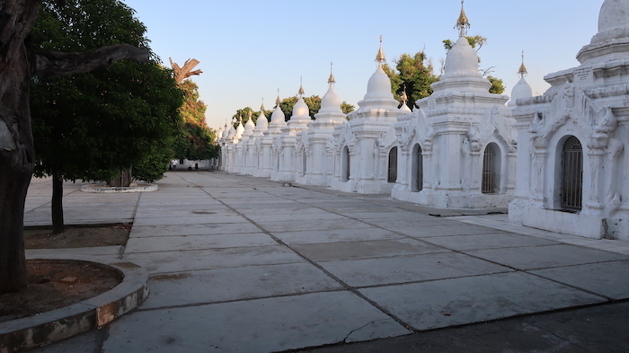 Kuthodaw Pagoda, the Biggest Book in the World